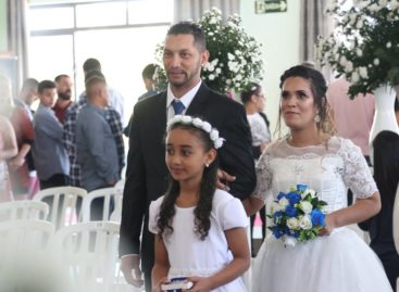Casamento Comunitário oficializa união de 27 casais em Itatiba