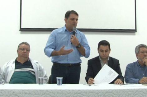 Administração Municipal apresenta novo Secretário de Saúde