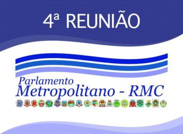 4ª Reunião de parlamento da RMC discute sobre empreendedorismo