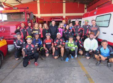 Ciclistas recebem Treinamento Básico de Primeiros Socorros em Itatiba