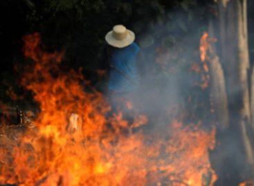 Governo estuda enviar Exército para combater queimadas na Amazônia