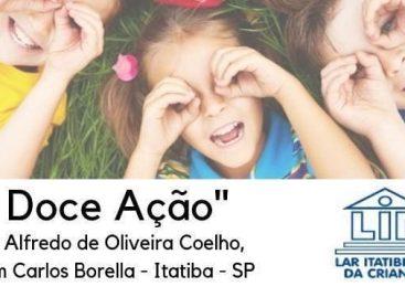 Evento em prol do Lar Itatibense da Criança teve início na tarde desta sexta-feira