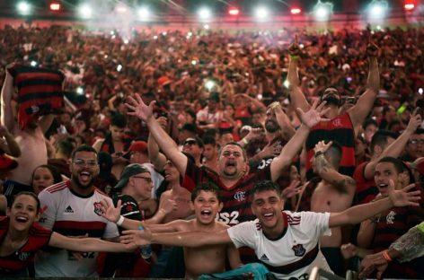 Palmeiras perde e Flamengo conquista o Brasileirão