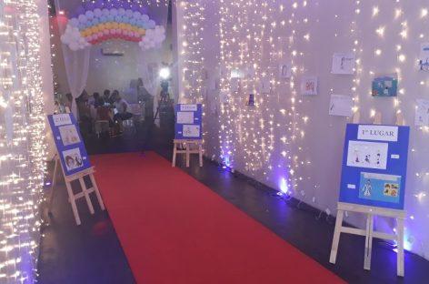 Veja como foi a Cerimônia de Premiação do 1º Concurso de Desenho da ITV Brasil
