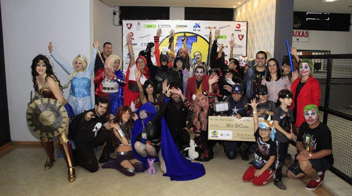 Veja como foi a 3° edição do Itatiba Comic Festival