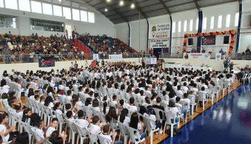 Seiscentos alunos de Itatiba se formam no PROERD