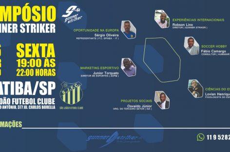 Itatiba recebe Simpósio sobre assuntos esportivos nesta sexta-feira