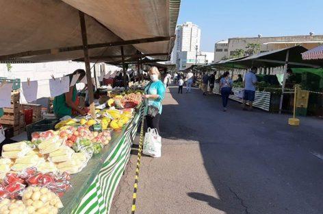 Feiras Livres voltam a funcionar em Itatiba