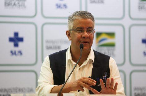 Secretário de Saúde, Wanderson Oliveira pede demissão do ministério