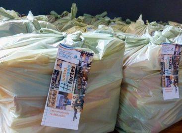 ONG reformular realiza a 2° fase da campanha de arrecadação de alimento