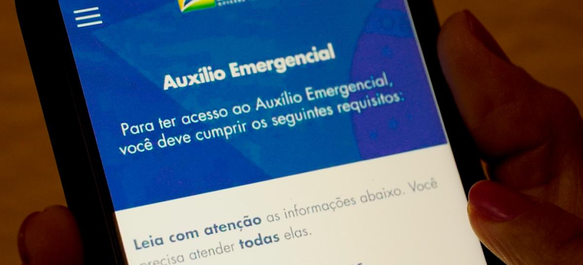 GOVERNO VAI PAGAR MAIS DUAS PARCELAS DO AUXÍLIO EMERGENCIAL