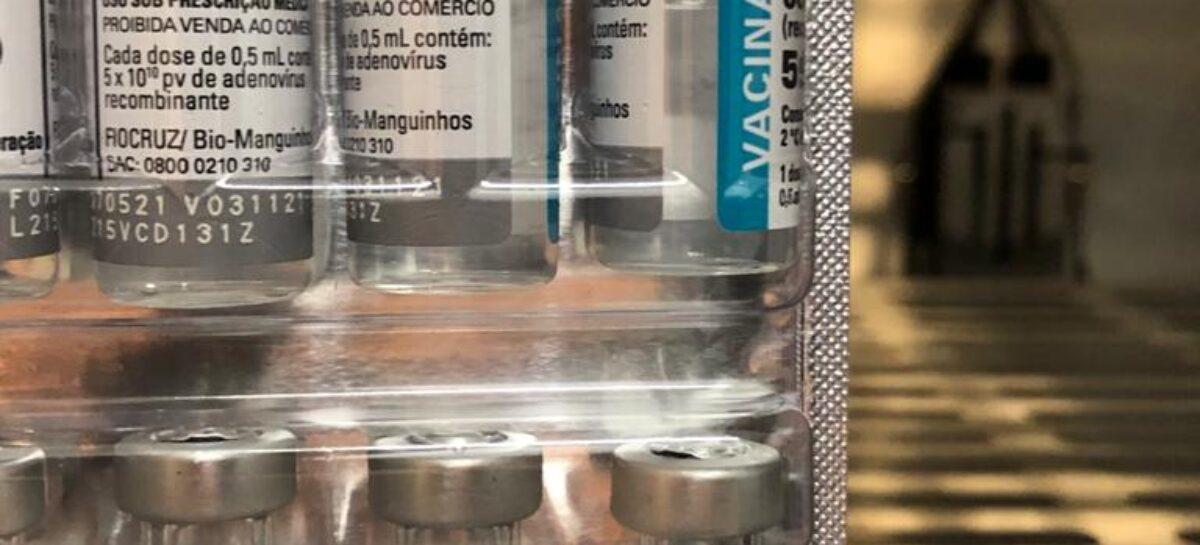 Campinas vai penalizar quem escolhe vacina contra Covid-19