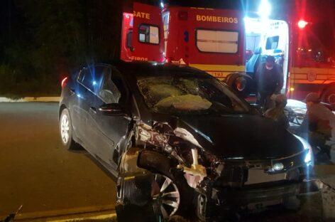 JOVEM DE 19 ANOS MORRE EM ACIDENTE NA ROD. ALKINDAR MONTEIRO JUNQUEIRA